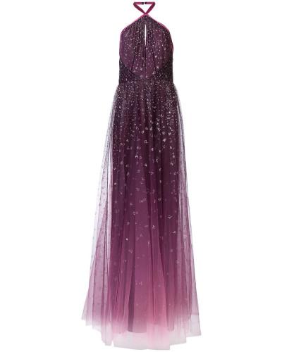 Robe mit Farbverlauf - Rosa