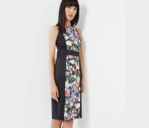 Bodycon-Kleid mit Kensington Floral-Print