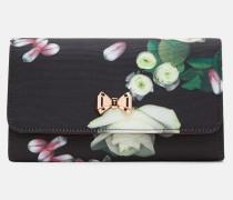 Abendtasche mit Kensington Floral-Print