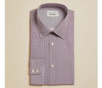 Endurance Hemd aus Baumwolle mit Geo-Print