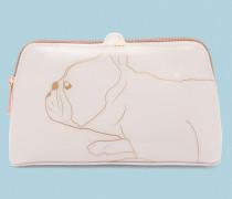 Make-up-tasche Mit Cotton Dog-design