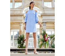 Kleid Mit Cut-out-schulterdesign
