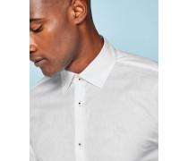 Jacquard-hemd