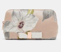 Make-up-tasche Mit Chatsworth Bloom-print