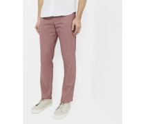 Chino aus Oxford-Baumwolle im Classic-Fit