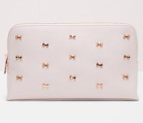 Kleine Kosmetiktasche mit Mikroschleife