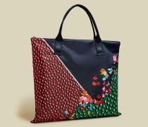 Peppermint Foldaway Shopper Bag