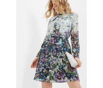 Langärmliges Entangled Enchantment-Kleid