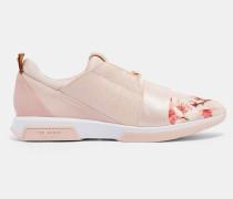 Sneakers Mit Blossom Jacquard-print