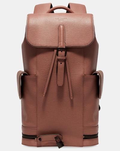 Rucksack aus Palmelato-Leder