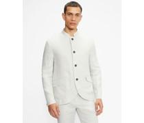 Nerhu Collar Herringbone Workwear Blazer