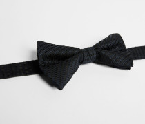 Plain Textured Bow Tie