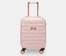 Kleiner Koffer mit Schleifendetail