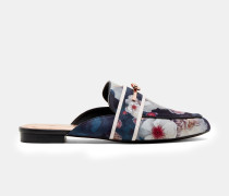 Slip-on Loafer mit Chelsea-Print