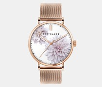 Clove Mesh Band Watch