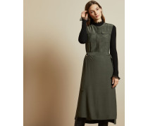 Kleid mit Utility-Gürtel
