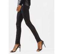 Skinny-Jeans mit Verzierung