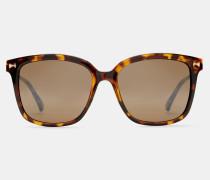 Sonnenbrille Mit Schleifendetail
