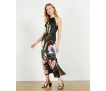 Urban Halterneck Midi Dress