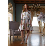 Mantelkleid Mit Chatsworth Bloom-print
