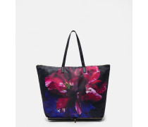 Verstaubarer Impressionist Bloom-Shopper