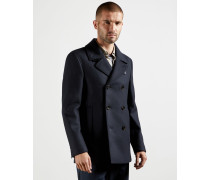Wool Pea Coat