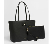 Schleifen Shopper Tasche