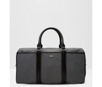 Reisetasche Mit Nylon-bordüre