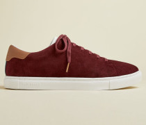 Suede Casual Trainers