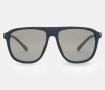 Viereckige Sonnenbrille