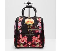 Reisetasche mit Lost Gardens-Print