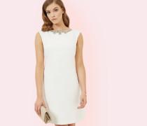 Kleid mit Schmuckdetails