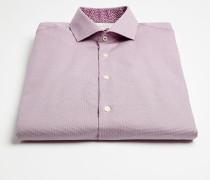 Endurance Cotton Semi Plain Shirt