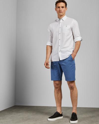 Chino-Shorts aus Baumwolle