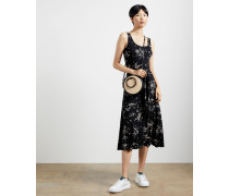 Ditsy Floral Midi Dress