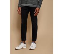 Gewaschene, Schmal Zulaufende Jeans