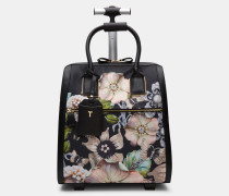 Reisetasche mit Gem Gardens-Print
