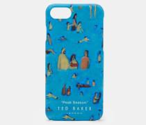 iPhone 7-Hülle mit Strand-Design