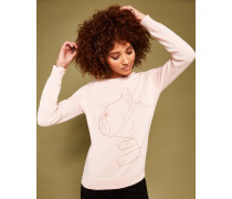 Pullover Mit Cottons Fairytale-design