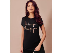 Wake me up for champagne T-Shirt