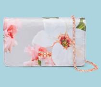 Abendtasche Mit Chatsworth Bloom-print