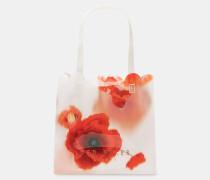 Kleiner Shopper Mit Playful Poppy-print