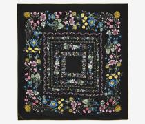 Seidenschal mit Unity Floral-Print