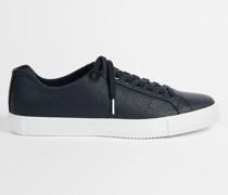 Cupsole Leather Sneaker