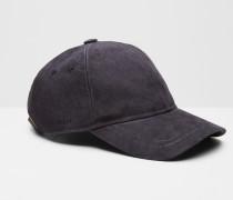 Baseball-Cap aus Velours