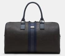 Reisetasche mit Webstoff