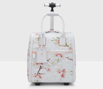 Reisetasche mit Oriental Blossom-Print