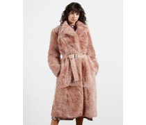 Full Shearling Coat
