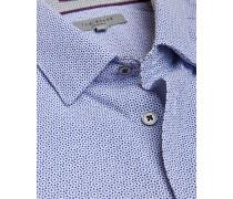 Long Sleeved Geo Shirt