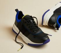 Sneakers mit Mehrlagiger Sohle